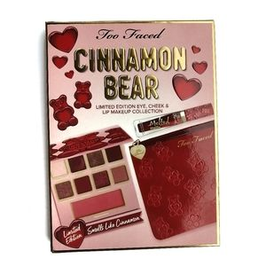 Sephora Too Faced Cinnamon Bear LIMITED EDITION